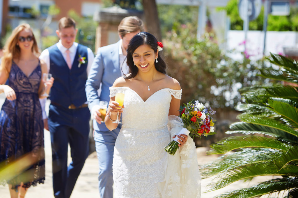 the best wedding planning company in barcelona