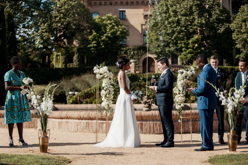wedding planning services in barcelona