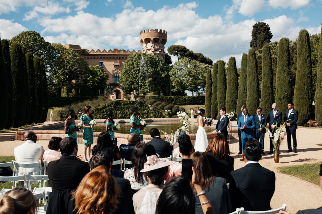 wedding planning company in barcelona
