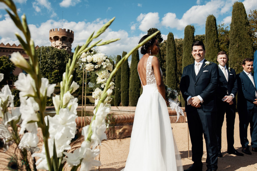 english speaking wedding planner in spain
