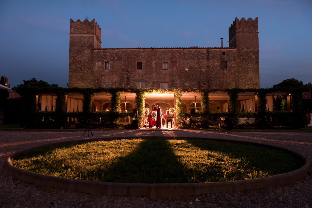 Barcelona wedding venue Castell de Caramany, Planning an Indian Wedding